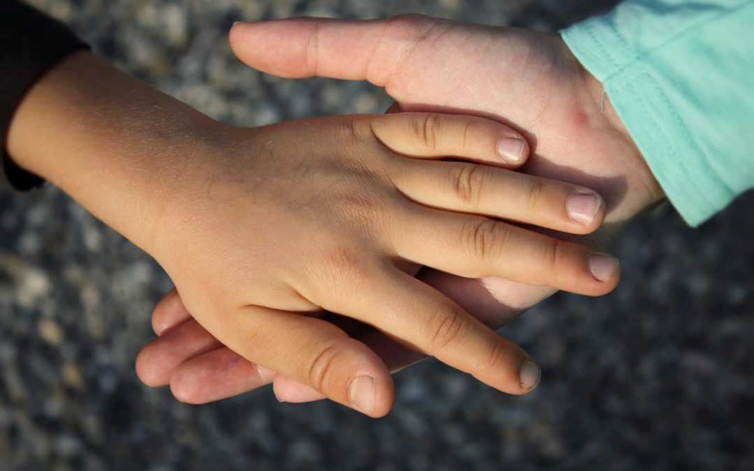 Beide Hände für Jesus