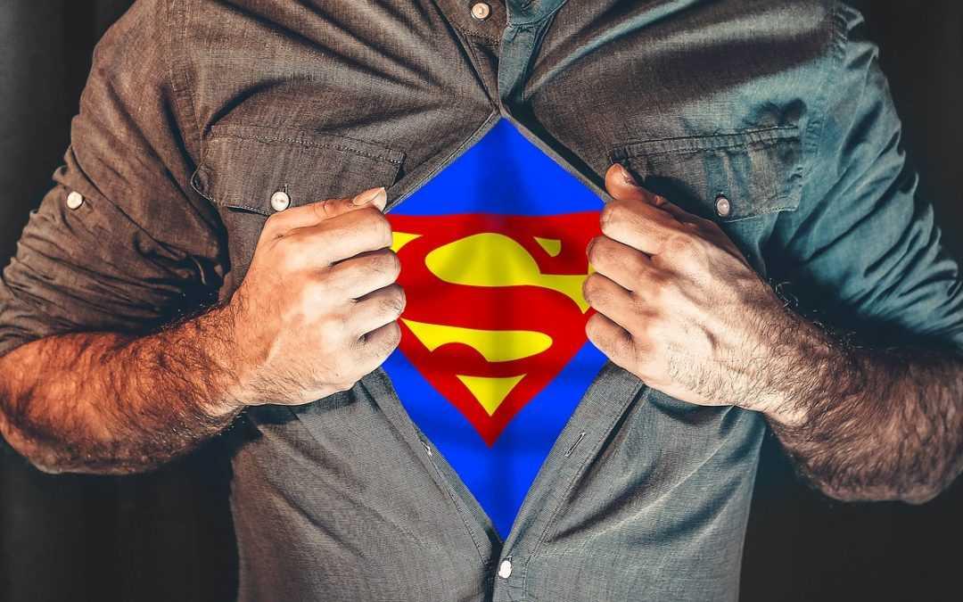 Wie Helden entstehen …